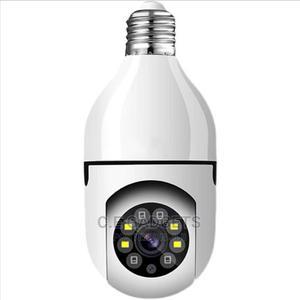 Mini PTZ CCTV Smart Bulb Camera   Security & Surveillance for sale in Lagos State, Ojo