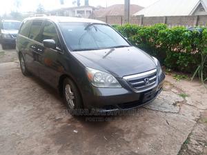 Honda Odyssey 2006 EX Gray | Cars for sale in Oyo State, Ibadan