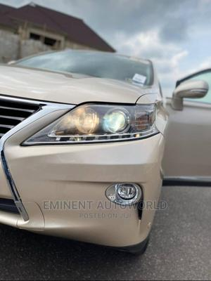 Lexus RX 2015 350 AWD Gold | Cars for sale in Lagos State, Ajah