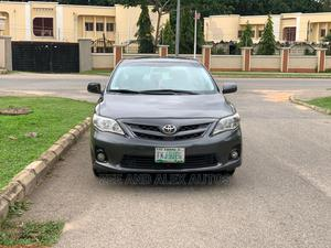 Toyota Corolla 2013 Gray   Cars for sale in Abuja (FCT) State, Asokoro