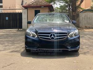 Mercedes-Benz E350 2014 Blue   Cars for sale in Abuja (FCT) State, Utako