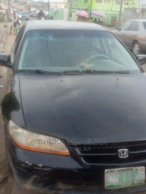 Honda Accord 2000 Black | Cars for sale in Oyo State, Ibadan