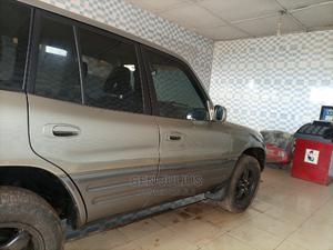 Toyota RAV4 1999 Softtop FWD Gray | Cars for sale in Lagos State, Ikorodu