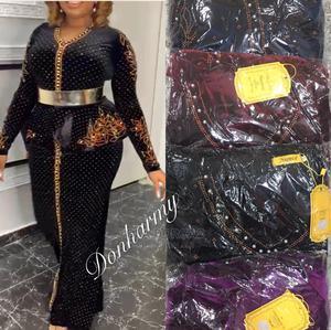 Women's Long Velvet Dresses | Clothing for sale in Lagos State, Alimosho