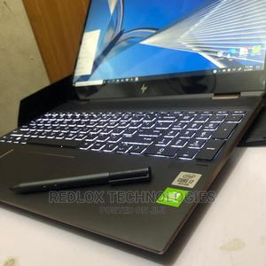 Laptop HP Spectre X360 15 16GB Intel Core I7 SSD 512GB | Laptops & Computers for sale in Lagos State, Ikeja