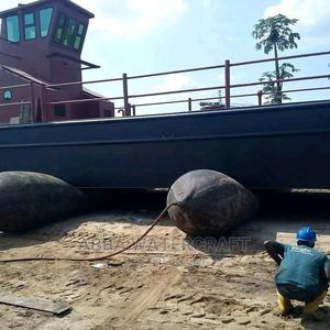 NEWLY RENOVATED 500 Tonnage Self Propelled Barge With Ramp | Watercraft & Boats for sale in Lagos State, Eko Atlantic