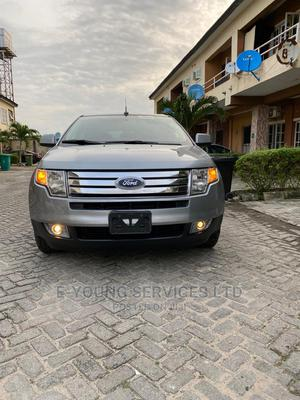 Ford Edge 2008 Gray | Cars for sale in Lagos State, Lekki