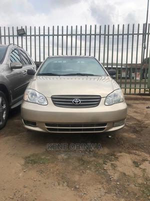 Toyota Corolla 2004 Gold   Cars for sale in Oyo State, Egbeda