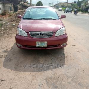 Toyota Corolla 2003 Sedan Red | Cars for sale in Oyo State, Ibadan