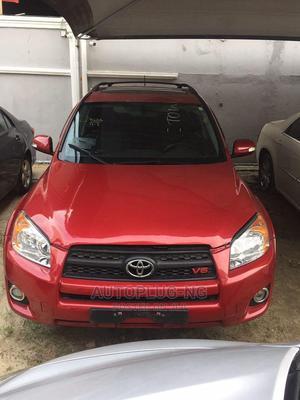Toyota RAV4 2009 Limited V6 4x4 Red   Cars for sale in Lagos State, Lekki