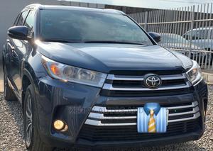 Toyota Highlander 2018 Blue | Cars for sale in Lagos State, Ikeja