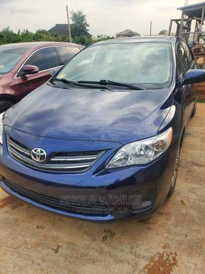 Toyota Corolla 2013 Blue | Cars for sale in Oyo State, Ibadan