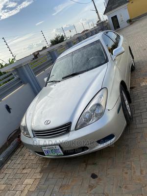 Lexus ES 2002 300 Silver | Cars for sale in Osun State, Ilesa