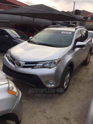 Toyota RAV4 2013 XLE AWD (2.5L 4cyl 6A) Silver | Cars for sale in Lagos State, Lekki