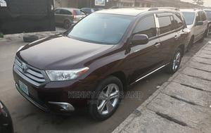Toyota Highlander 2008 Limited 4x4 Purple   Cars for sale in Lagos State, Surulere