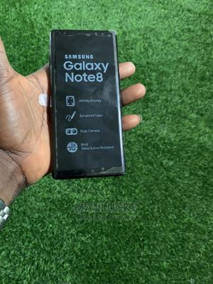 Samsung Galaxy Note 8 64 GB Black | Mobile Phones for sale in Oyo State, Ibadan