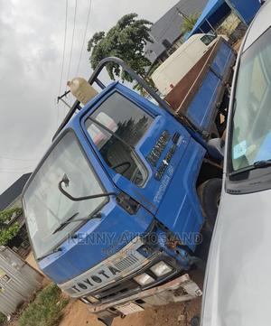 Toyota Dyna Bus 2000 Model Petrol Manual Gear With Spring | Trucks & Trailers for sale in Lagos State, Ikotun/Igando