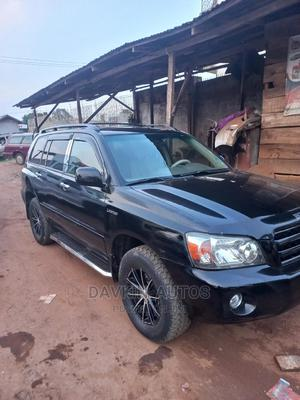 Toyota Highlander 2007 Limited V6 4x4 Black | Cars for sale in Osun State, Ife