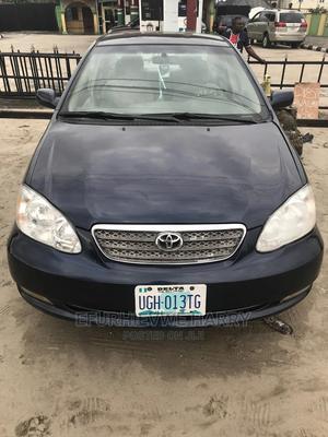 Toyota Corolla 2004 Black | Cars for sale in Delta State, Warri