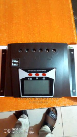 New Solar 60amp 12/24/36/48v Solar Charger Controller   Solar Energy for sale in Lagos State, Ikoyi