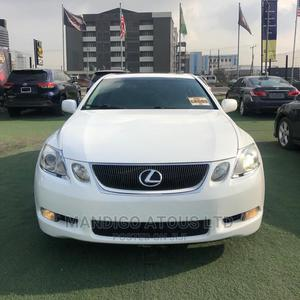 Lexus GS 2006 300 AWD White   Cars for sale in Lagos State, Lekki