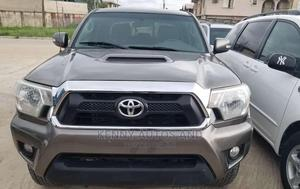 Toyota 4-Runner 2014 Gray | Cars for sale in Lagos State, Isolo