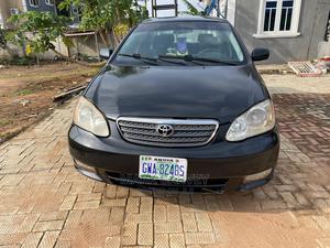 Toyota Corolla 2003 Sedan Black | Cars for sale in Edo State, Benin City