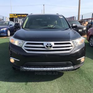 Toyota Highlander 2012 Limited Black | Cars for sale in Lagos State, Lekki