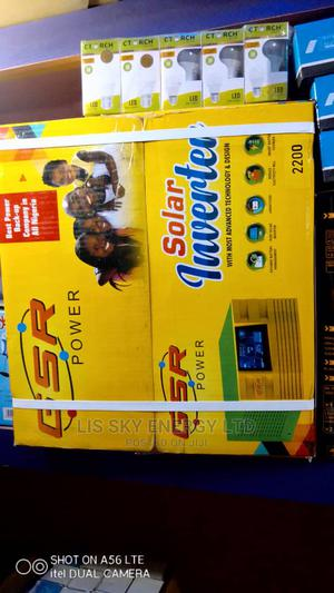 Brand New 2.2kva 24v Inverter With One Year Warranty   Solar Energy for sale in Lagos State, Maryland