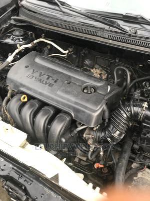 Toyota Corolla 2006 S Black | Cars for sale in Delta State, Warri
