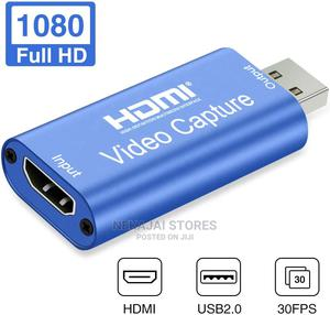 HDMI Capture Card | Computer Accessories  for sale in Lagos State, Surulere