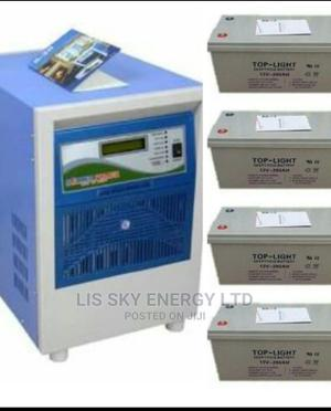 New Quality India Product 3.5kva 48v Inverter   Solar Energy for sale in Lagos State, Victoria Island