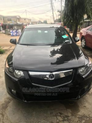 Acura TSX 2009 Automatic Black | Cars for sale in Lagos State, Alimosho