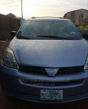 Toyota Sienna 2005 Blue | Cars for sale in Lagos State, Ikorodu