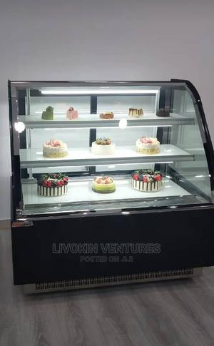 4ft Cake Chiller and Display Standing | Restaurant & Catering Equipment for sale in Lagos State, Ojo