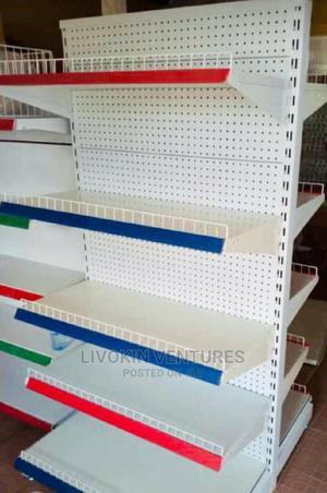 Supermarket Shelf Double Face   Restaurant & Catering Equipment for sale in Lagos State, Ojo