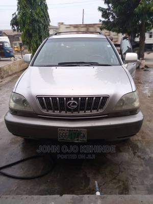 Lexus RX 2003 Silver | Cars for sale in Lagos State, Ojodu