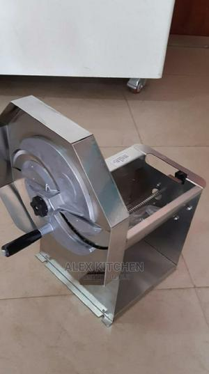 Manual Stainless Steel Slicer Machine | Restaurant & Catering Equipment for sale in Lagos State, Ojo