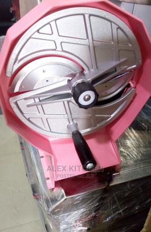Plastic Manual Slicer Machine | Restaurant & Catering Equipment for sale in Lagos State, Ojo