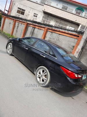 Hyundai Sonata 2011 Black | Cars for sale in Rivers State, Port-Harcourt