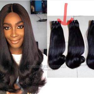 Double Drawn Pure Woman Hair | Hair Beauty for sale in Imo State, Owerri
