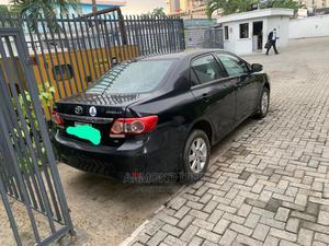 Toyota Corolla 2012 Black | Cars for sale in Lagos State, Victoria Island