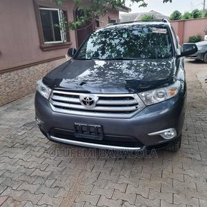 Toyota Highlander 2012 Hybrid Gray   Cars for sale in Lagos State, Ikeja