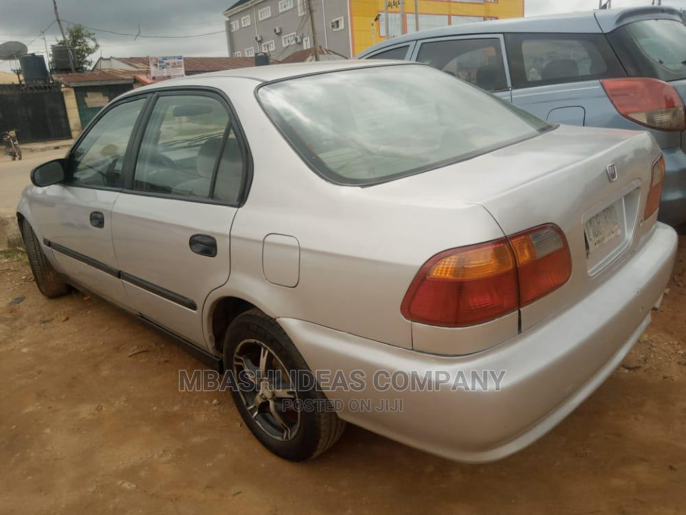 Honda Civic 2004 1.4i S Gold   Cars for sale in Zuba, Abuja (FCT) State, Nigeria