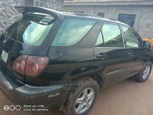 Lexus RX 2002 Black   Cars for sale in Ogun State, Ado-Odo/Ota