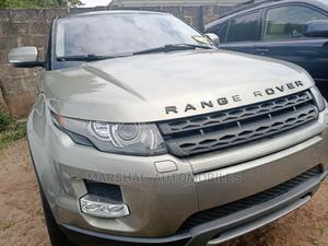 Land Rover Range Rover Evoque 2012 Gold | Cars for sale in Edo State, Benin City