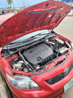 Toyota Corolla 2010 Red | Cars for sale in Ondo State, Akure