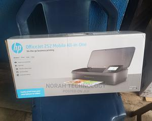 Hp Office Jet 252 Mobile All-In- One | Accessories & Supplies for Electronics for sale in Lagos State, Ikeja