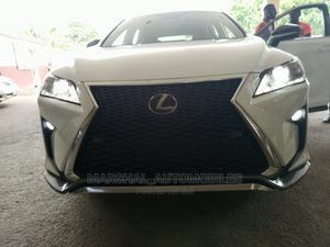 Lexus RX 2017 White | Cars for sale in Edo State, Benin City