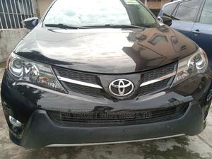 Toyota RAV4 2015 Black | Cars for sale in Lagos State, Apapa